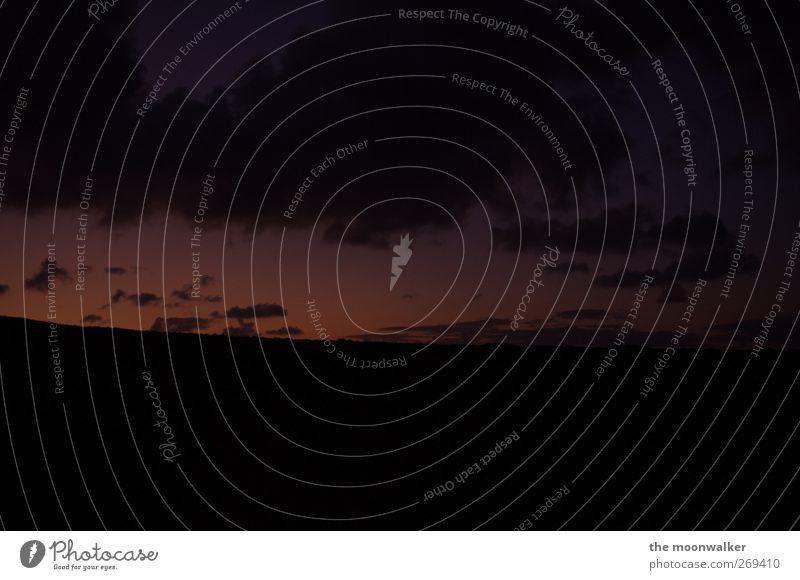 zwischen tag und nacht. Umwelt Landschaft Erde Himmel Wolken Nachthimmel Horizont Sonnenaufgang Sonnenuntergang Sonnenlicht Sommer Winter Lanzarote Kanaren