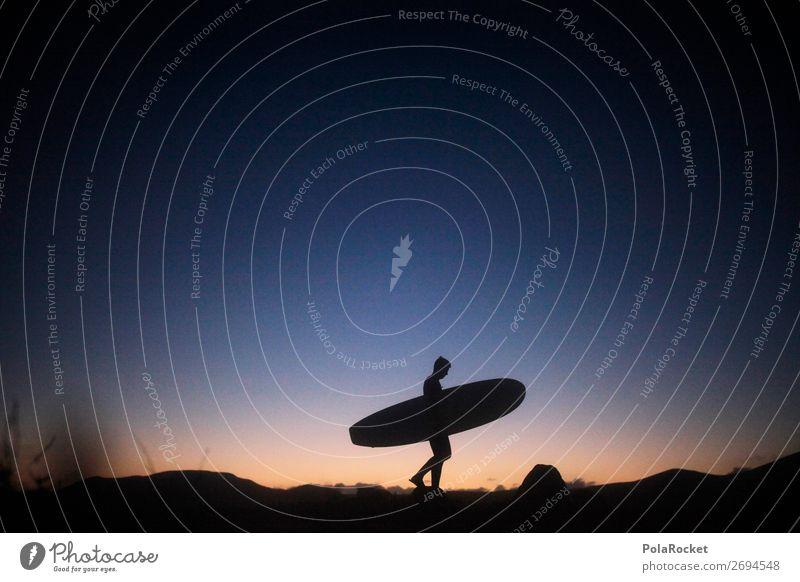#AS# AND EACH DAY WE LIVE Mensch Jugendliche Einsamkeit ruhig Lifestyle Sport Bewegung ästhetisch Idylle laufen sportlich Fernweh friedlich abgelegen Surfen