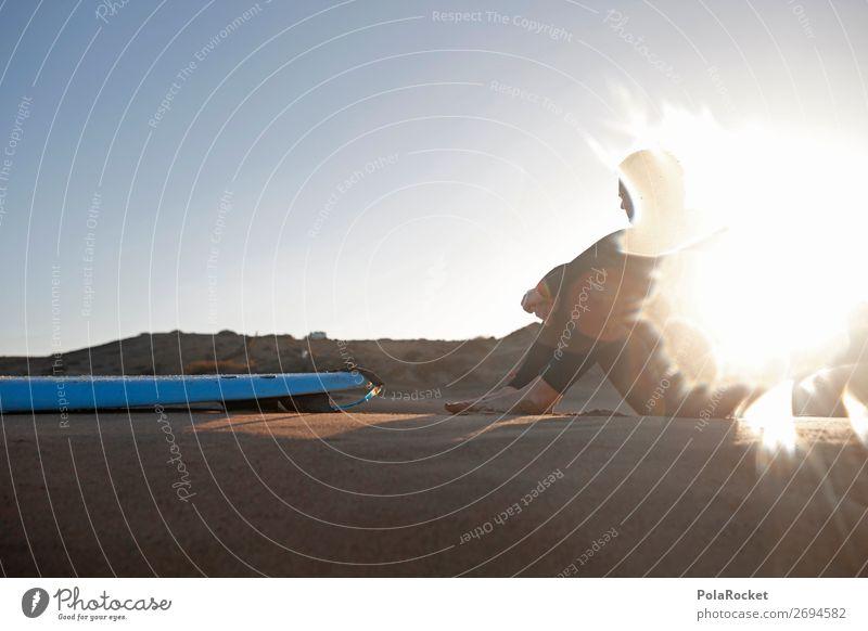 #AS# rest Mensch Sommer Sonne Erholung Beleuchtung Kunst Zufriedenheit ästhetisch Pause Sommerurlaub Surfen Wassersport Surfer Surfbrett Fuerteventura