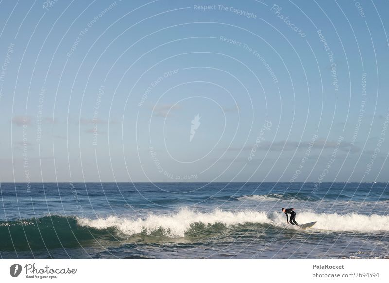 #AS# into the weekend 1 Mensch ästhetisch Wellen Wellenform Wellenlänge Wellenschlag Gischt Meer Meerwasser Surfen Surfer Surfbrett Surfschule Mann maskulin
