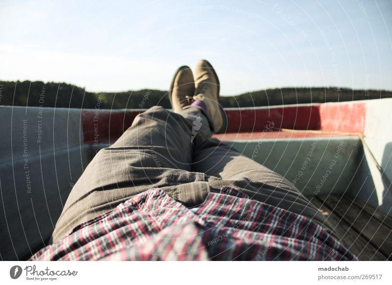 Idyllow bei Storkow Lifestyle Stil Glück Wellness harmonisch Wohlgefühl Zufriedenheit Sinnesorgane Erholung ruhig Meditation Kur Ferien & Urlaub & Reisen Sommer