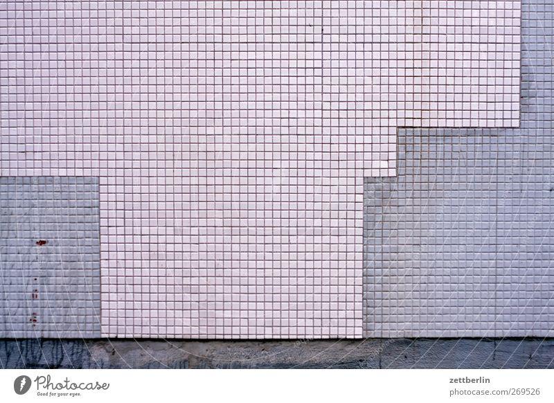 Raster Häusliches Leben Wohnung Haus Stadt Bauwerk Gebäude Architektur Mauer Wand Fassade gut schön wallroth Mosaik Geometrie Strukturen & Formen