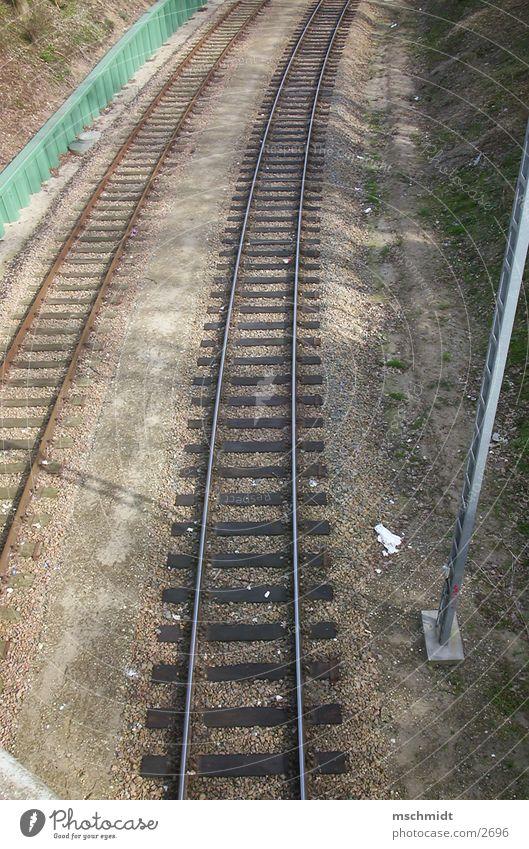 meine eisenbahn Gleise Lokomotive Eisenbahn