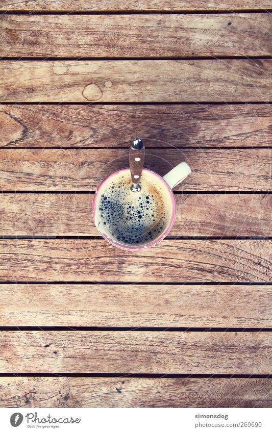 kaffee 1,50 Getränk Heißgetränk Kaffee Espresso Geschirr Tasse Löffel heiß lecker genießen Frühstück Kaffeetrinken Geschmackssinn geschmackvoll Kaffeetasse