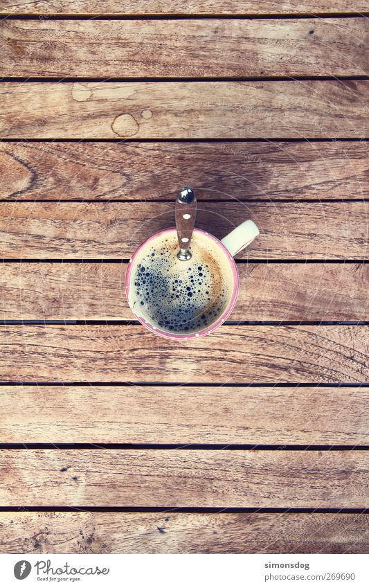 kaffee 1,50 Getränk Kaffee heiß Gastronomie genießen Geschirr Tasse lecker Frühstück Löffel Espresso Geschmackssinn geschmackvoll Kaffeetasse Cappuccino