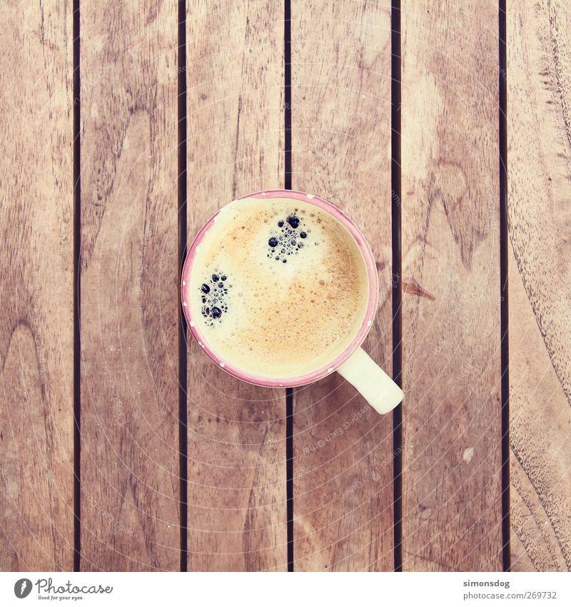 kaffee schwarz Getränk Kaffee heiß Gastronomie genießen Tasse lecker Frühstück Schaum Espresso Geschmackssinn geschmackvoll Kaffeetasse Cappuccino Kaffeepause