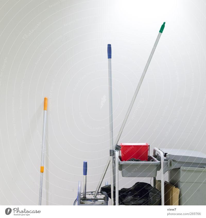 Wochenende authentisch ästhetisch Pause Reinigen Sauberkeit Kitsch Dienstleistungsgewerbe parken Handwerker Renovieren Arbeitsplatz Besen Wagen Raumpfleger