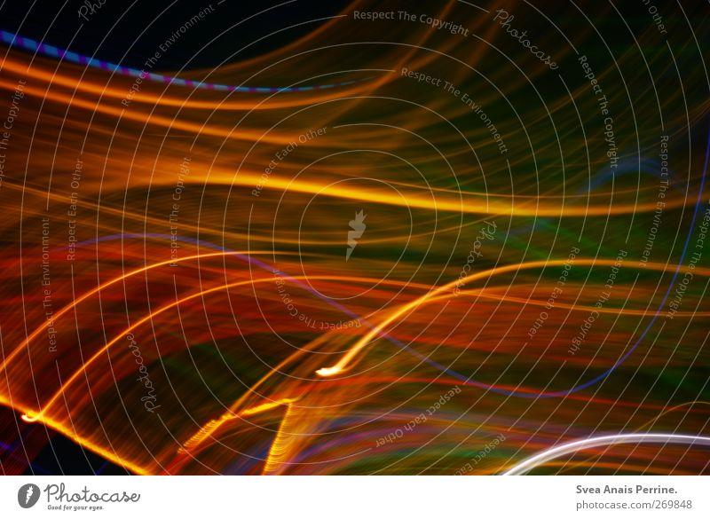 aliceD. Design leuchten gelb gold orange Lebensfreude Bewegung Licht Lichtspiel Lichtschein Lichtstrahl lichtvoll Farbe Farbenspiel Farbfoto Gedeckte Farben