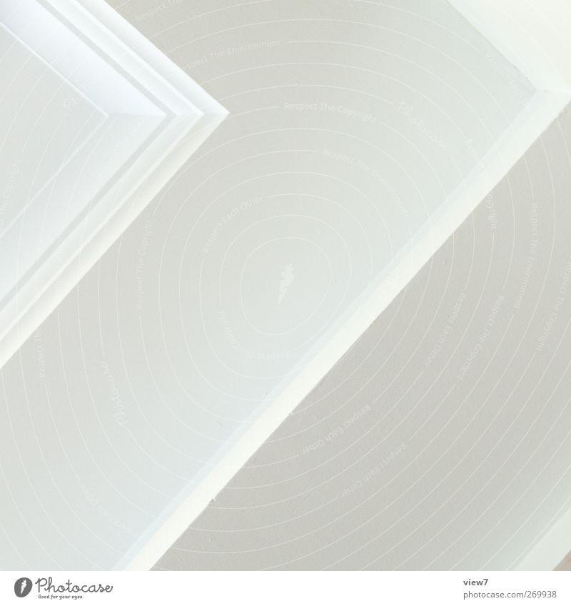 > weiß Haus kalt Wand Architektur Stein Mauer Gebäude Linie Fassade Ordnung Beton frisch modern authentisch Häusliches Leben