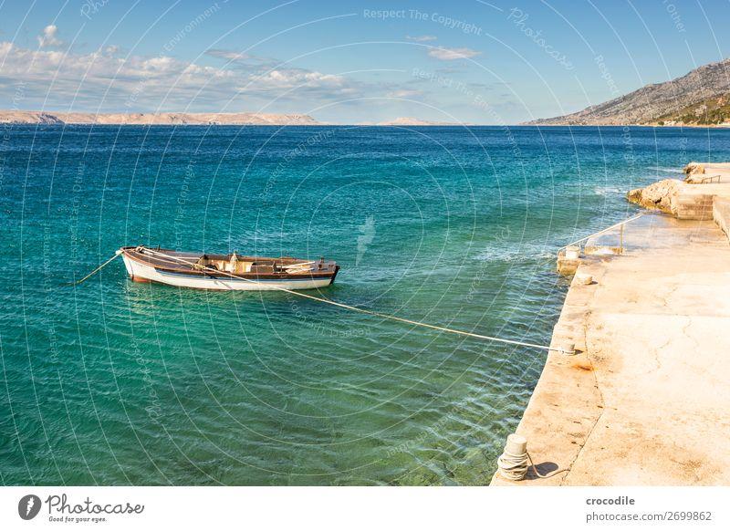 Kroatien Lifestyle exotisch Glück Ferien & Urlaub & Reisen Tourismus Ausflug Abenteuer Ferne Freiheit Kreuzfahrt Sommer Sommerurlaub Sonne Strand Meer Insel