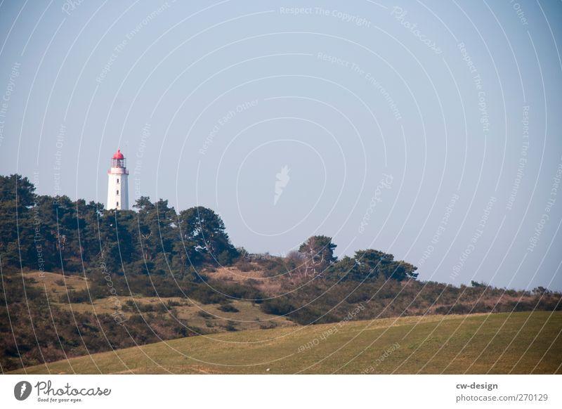 Hiddensee | Grüße von der Insel Ferien & Urlaub & Reisen Tourismus Ausflug Freiheit Sightseeing Sommerurlaub Natur Landschaft Pflanze Wolkenloser Himmel
