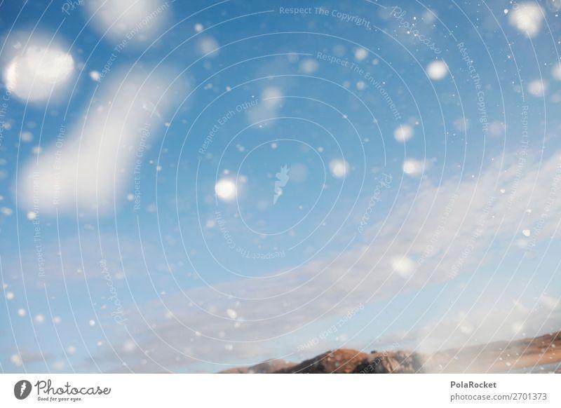 #AS# Top Of The Wave Himmel Sommer Meer Kunst Wellen ästhetisch Aktion Abenteuer Wellengang spritzig Fuerteventura Wellenform Wellenkamm