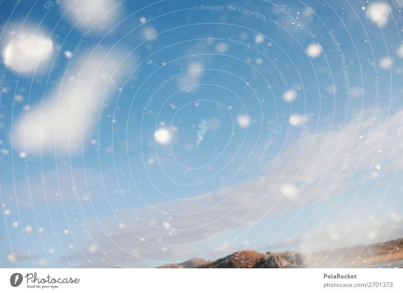 #AS# Top Of The Wave Kunst ästhetisch Wellen Wellengang Wellenform Wellenkamm Fuerteventura Meer Himmel Sommer spritzig Abenteuer Aktion Farbfoto