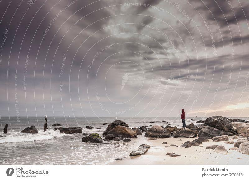 Face to Face Mensch Himmel Mann Natur Wasser Meer Strand Einsamkeit Wolken Erwachsene Erholung Umwelt Landschaft Freiheit Freundschaft Körper