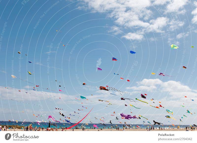 #AS# Dragons Freude Kunst fliegen ästhetisch Wind viele Veranstaltung Festspiele Musikfestival Lenkdrachen Drachenfest
