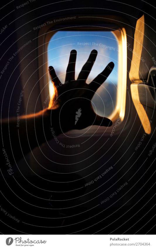 #AS# O.U.T.S.I.D.E. Kunst Kunstwerk ästhetisch Flugzeug Flugzeugfenster Flugzeugausblick fliegen Fernweh Ferien & Urlaub & Reisen Urlaubsfoto Urlaubsstimmung