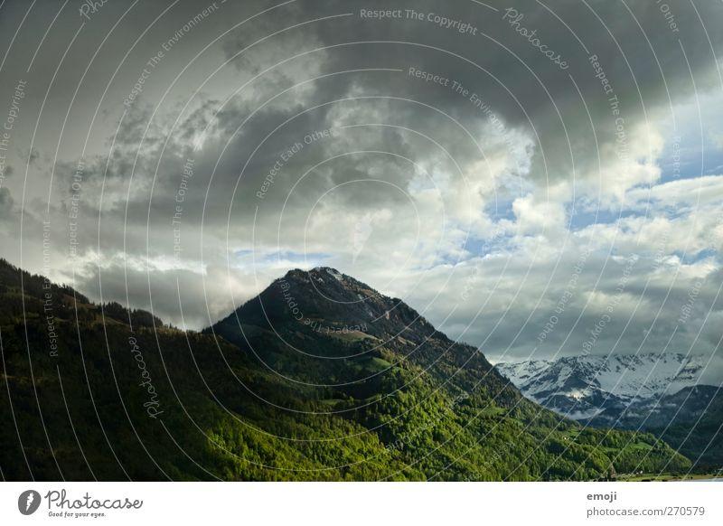 Südamerika Umwelt Natur Landschaft Himmel Wolken Gewitterwolken Klima schlechtes Wetter Unwetter Hügel Berge u. Gebirge grün Farbfoto Außenaufnahme Menschenleer