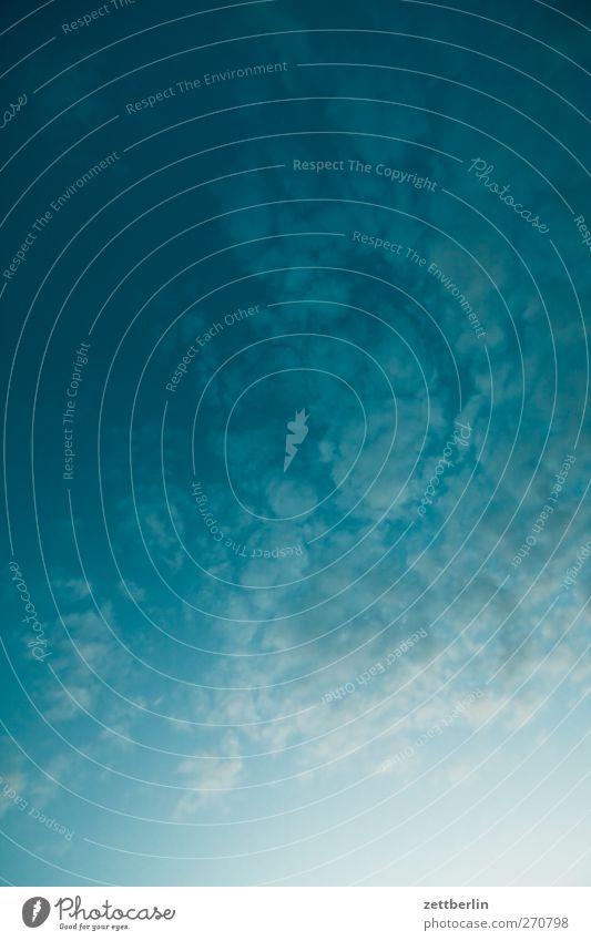 Himmel am Abend Erholung Sommer Garten Umwelt Natur nur Himmel Wolken Sonnenaufgang Sonnenuntergang Klima Klimawandel Wetter Schönes Wetter Baum Blatt Stimmung