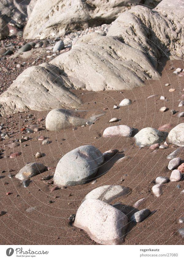 strand Strand Stein Sand Küste Steinstrand