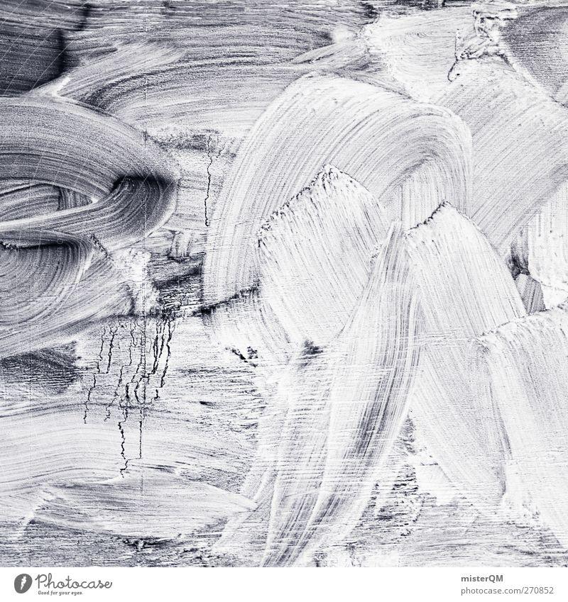 kreidebleich. weiß Schule Kunst dreckig Schilder & Markierungen ästhetisch Bildung Spuren Tafel Quadrat bleich Schulunterricht unordentlich Wischen