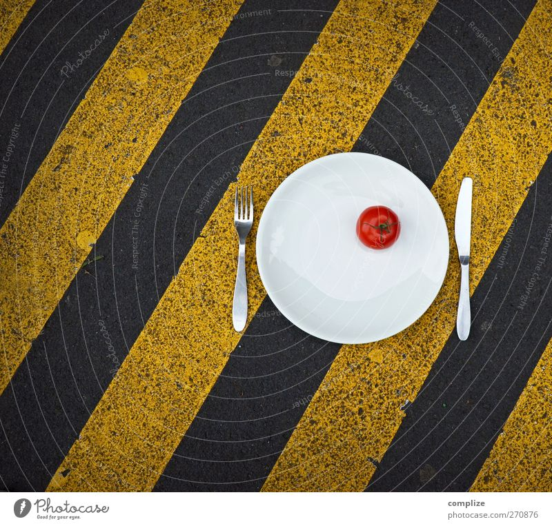 Picknick a Go Go! Straße Zeit Park frei Ernährung Ziel Geschirr Teller Zerstörung Picknick Tomate Mittagessen Büffet Brunch Gesetze und Verordnungen Parkverbot