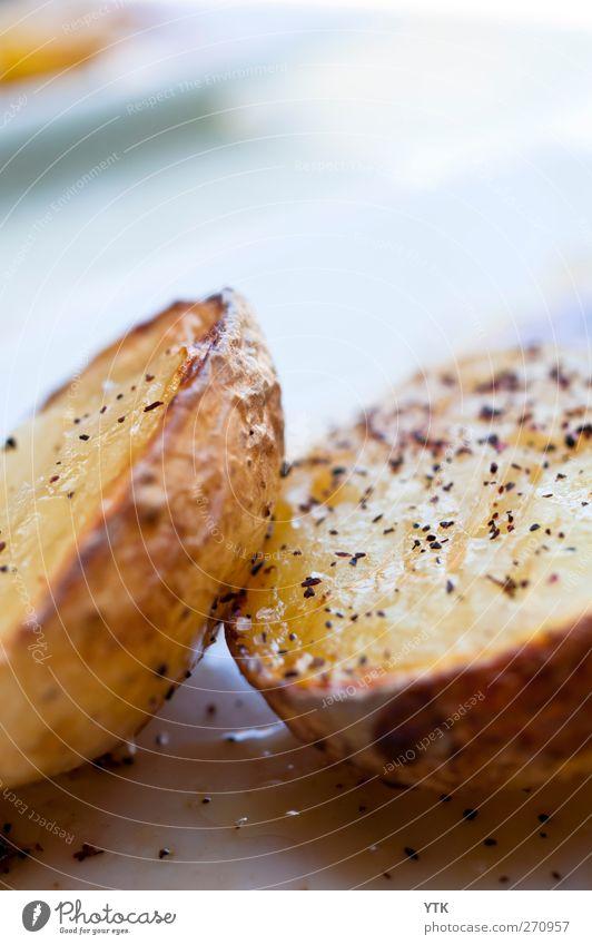 Mr. Potato-Head's Nachruf Gesundheit Lebensmittel Ernährung ästhetisch Kochen & Garen & Backen heiß Gemüse Gastronomie Appetit & Hunger Geschirr Korn lecker