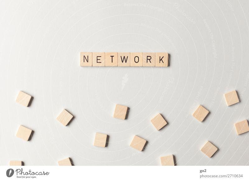 Network Holz sprechen Business Zusammensein Schriftzeichen Kommunizieren Telekommunikation Erfolg Güterverkehr & Logistik Team Zusammenhalt Netzwerk Internet