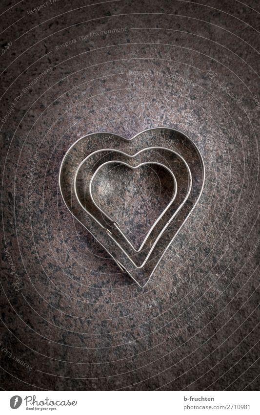 Herzformen Küche Feste & Feiern Valentinstag Weihnachten & Advent Geburtstag Gastronomie Zeichen liegen Glück Warmherzigkeit Liebe Freude herzförmig