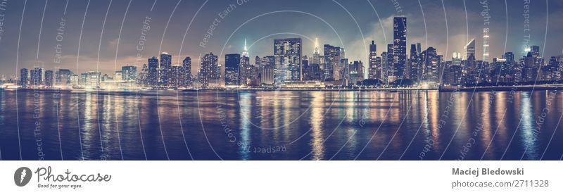 Himmel Haus Architektur Stil Gebäude Büro Hochhaus elegant USA kaufen Fluss Geld Skyline Städtereise Stadtzentrum Bankgebäude