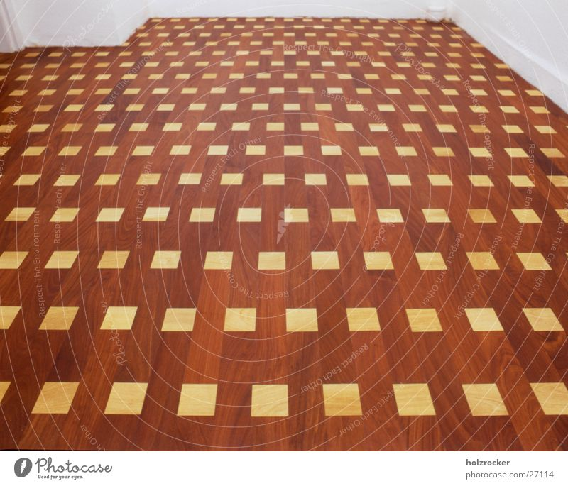 ein schöner Boden Parkett Holz Holzfußboden Bodenbelag Handwerk Holzhandwerk