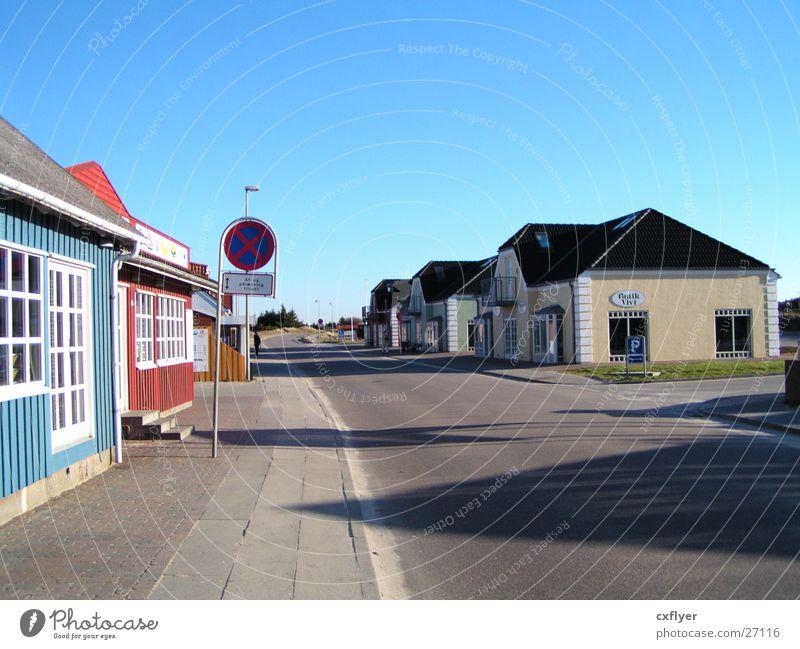 Kleinstadt II Stadt Haus Straße Architektur
