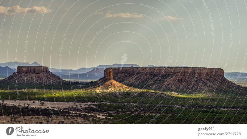 Im Rampenlicht III Ferien & Urlaub & Reisen Tourismus Ausflug Abenteuer Ferne Freiheit Sightseeing Expedition Berge u. Gebirge Umwelt Natur Landschaft Tier