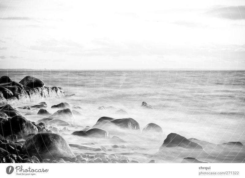 Meeresunschärfe Natur Wasser weiß Sommer Strand Winter Wolken schwarz Umwelt Landschaft Herbst Bewegung Frühling Küste Horizont