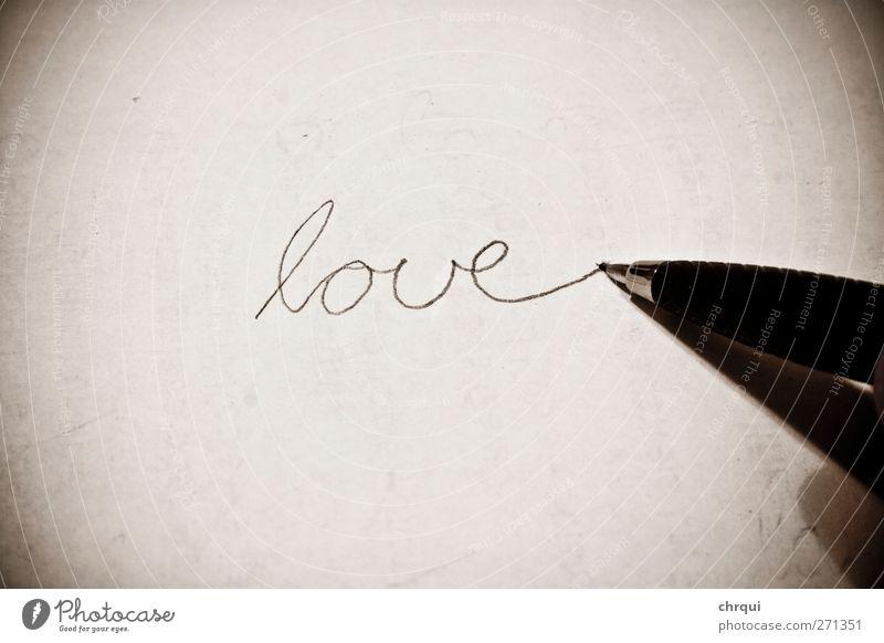 Love Valentinstag Finger Schreibwaren Papier Zettel Schreibstift Zeichen Schriftzeichen Liebe Gefühle Verliebtheit Romantik Erotik schön Begierde