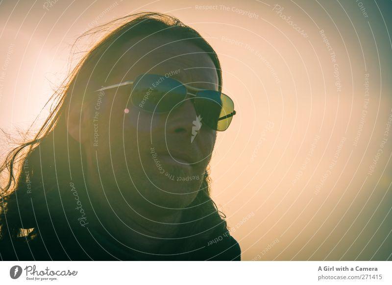 Hiddensee l beauty spot Mensch maskulin Mann Erwachsene Leben 1 30-45 Jahre Lächeln Blick außergewöhnlich Coolness Freundlichkeit Fröhlichkeit frisch Glück