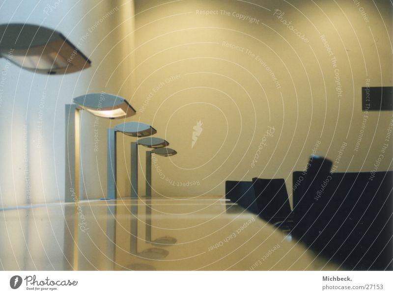 Leser-Licht Lampe Bibliothek Tisch Tischplatte einzeln Elektrisches Gerät Technik & Technologie Einsamkeit Schatten