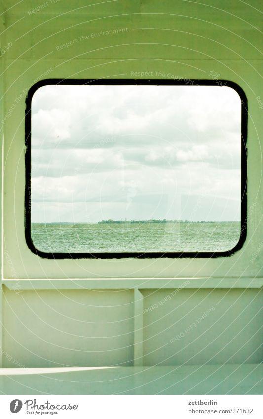 Stahlbrode Ferien & Urlaub & Reisen Sommer Meer Wolken Ferne Freiheit Autofenster Schwimmen & Baden Ausflug Tourismus gut Aussicht Ostsee Schifffahrt