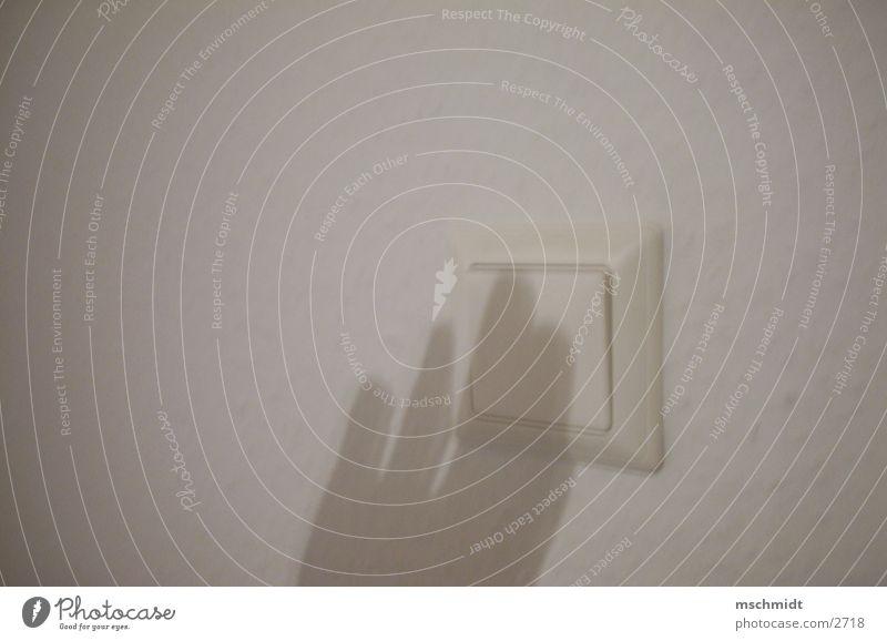 touch the light Schalter Hand Griff elektronisch Licht Dinge hell aus