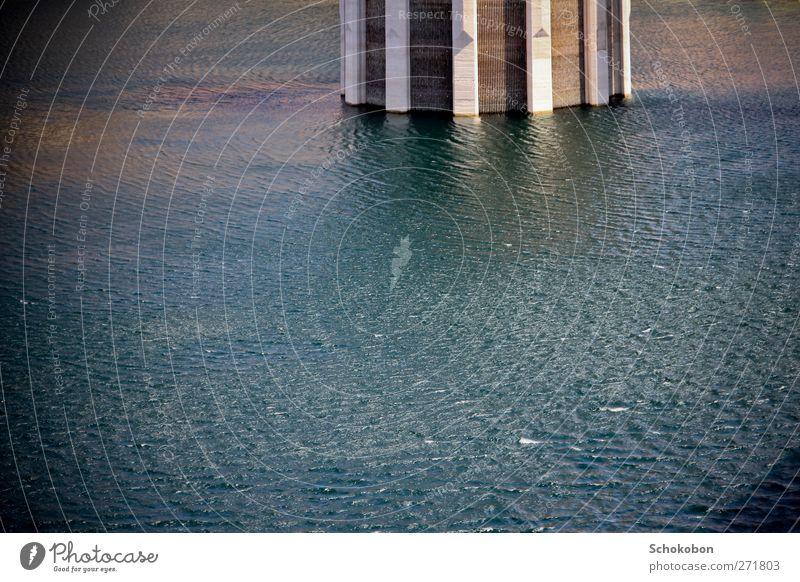 Hoover Dam.06 Himmel Wasser Ferien & Urlaub & Reisen Meer ruhig Erholung Ferne Umwelt Bewegung Denken träumen Schwimmen & Baden glänzend warten