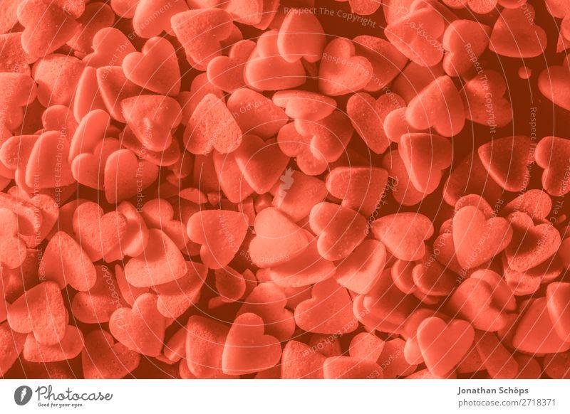 Herzen zum Valentinstag rot Erotik Freude Hintergrundbild Liebe Gefühle rosa Papier violett graphisch Liebespaar Termin & Datum backen Verabredung