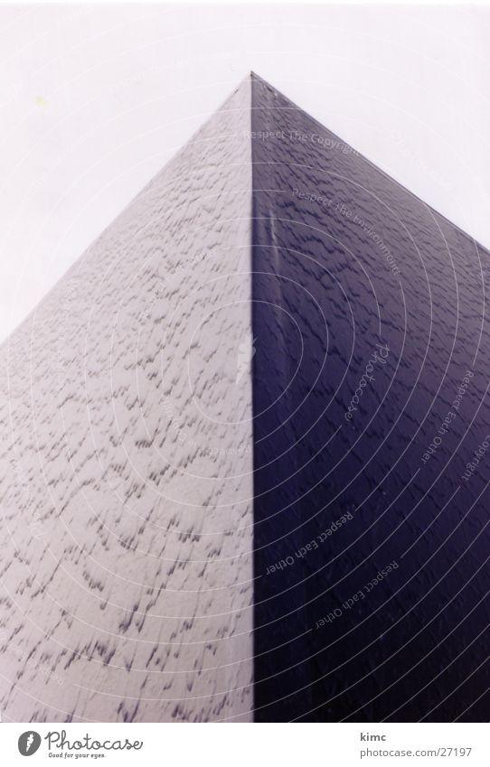 Wasserwände Himmel Wand Gebäude Architektur Hannover Niedersachsen Weltausstellung