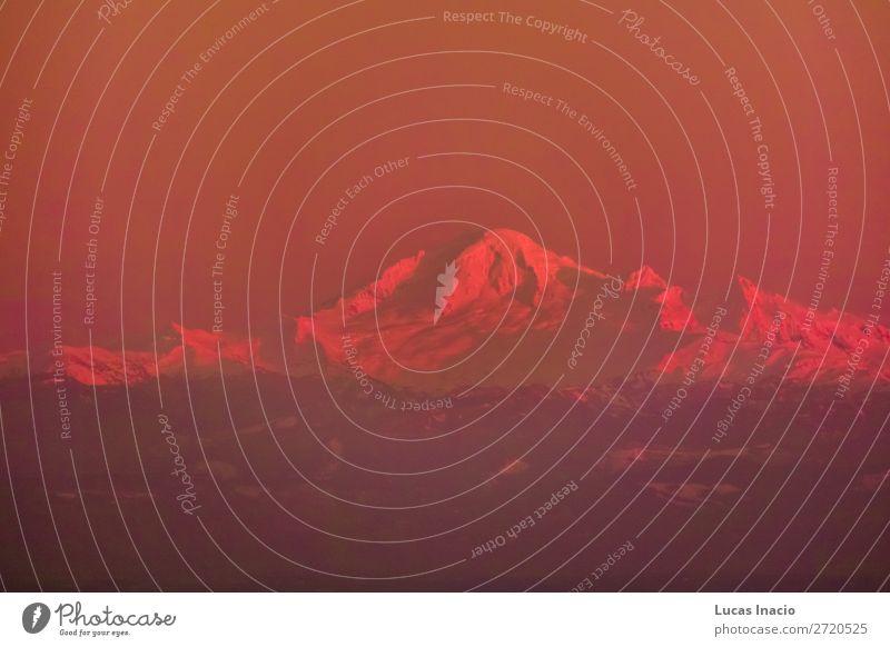 Mount Baker in North Vancouver, BC, Kanada Winter Schnee Berge u. Gebirge Umwelt Natur Hügel Vulkan Abenteuer amerika Amerikaner British Columbia Kanadier