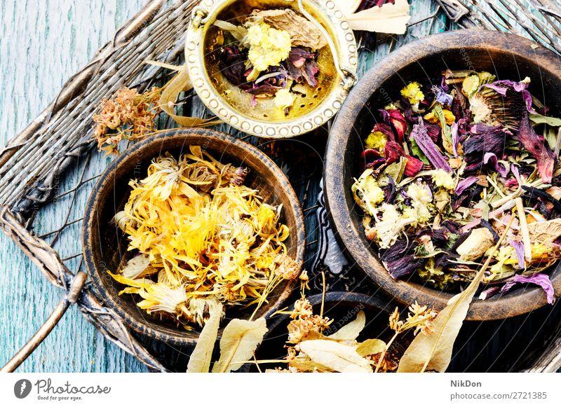 Kräuter Medizin Blumen Kraut Pflanze Kräuterbuch natürlich alternativ Gesundheit Aromatherapie Wildblume Kräuterkunde Kräutermedizin Korb Behandlung Homöopathie