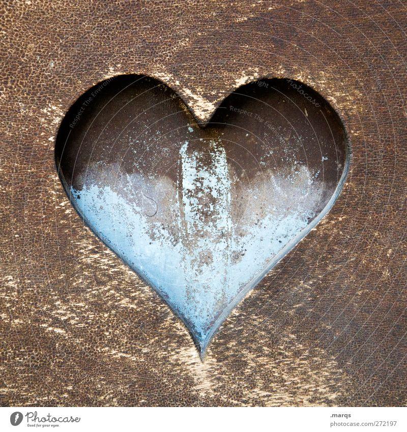 You´re my Heart alt schön Liebe Gefühle Holz Zusammensein Herz retro Romantik Zeichen Verliebtheit Treue Valentinstag