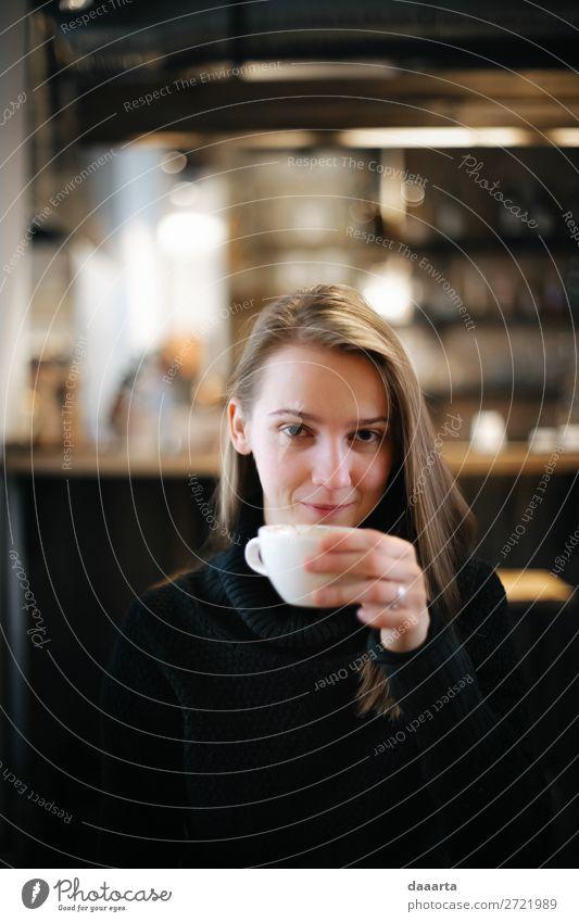 Kaffeeunternehmen 4 Getränk trinken Heißgetränk Kakao Latte Macchiato Espresso elegant Freude Leben harmonisch Freizeit & Hobby Abenteuer Freiheit