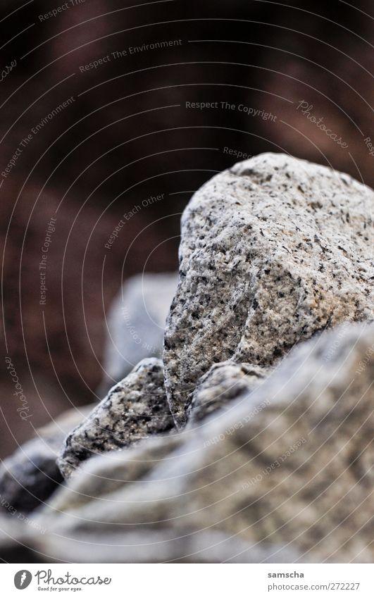 steinig... Natur Umwelt Berge u. Gebirge Wege & Pfade grau Stein Felsen Zufriedenheit Kraft wandern Abenteuer Urelemente Alpen Schlucht Bach eckig