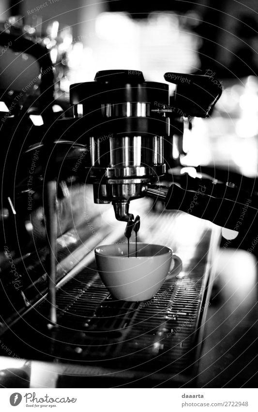 Morgenkaffee 12 Getränk Heißgetränk Kaffee Latte Macchiato Espresso Becher Lifestyle elegant Stil Design Freude Leben harmonisch Abenteuer Freiheit