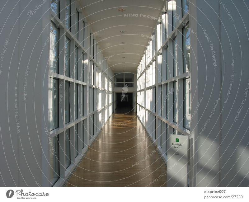 lictblick Licht Fenster Architektur musseum Gang