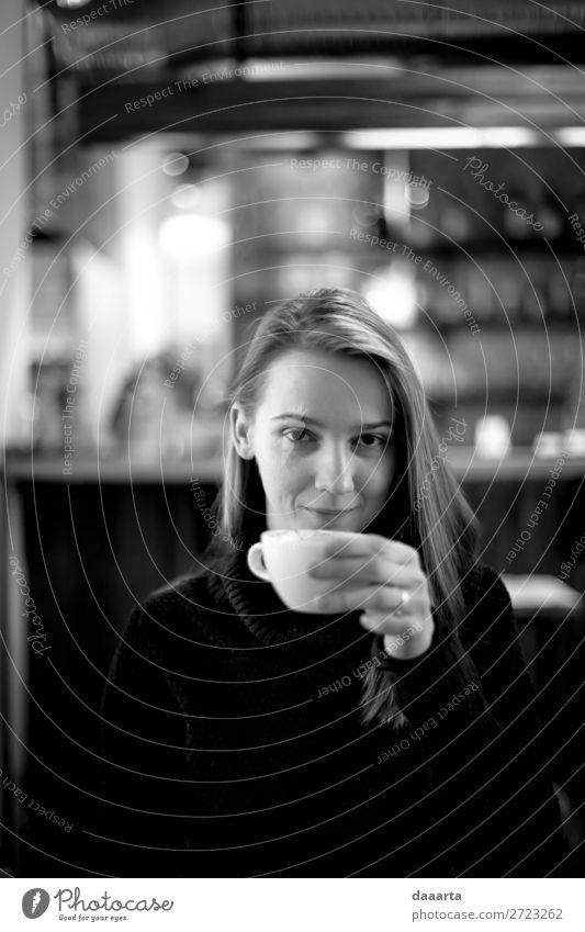 Kaffeefirma III Getränk trinken Heißgetränk Kakao Latte Macchiato Espresso Becher Lifestyle Stil Freude Leben harmonisch Freizeit & Hobby Abenteuer Freiheit