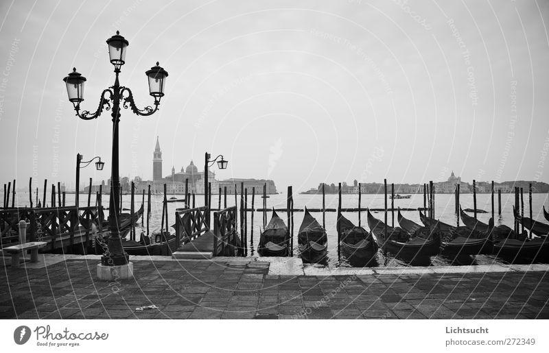 Gedanken zu Venedig Ferien & Urlaub & Reisen Tourismus Städtereise Meer Insel Kulturvolk Kultururlaub San Marco Italien Veneto Europa Hafenstadt Altstadt
